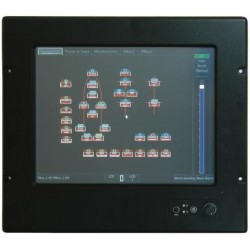 Control Panel Geomar CIC-398 TP