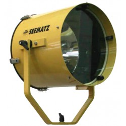 Proyector de búsqueda de bombilla reflectante 463 HGS 24V 1000w